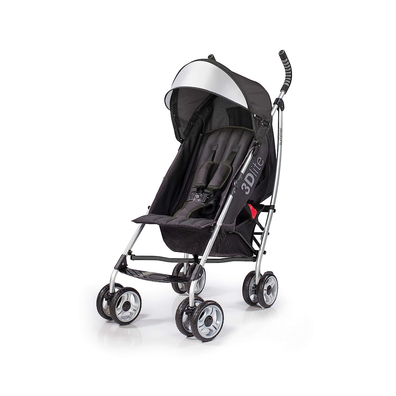 3Dlite-Black-Convenience-Stroller