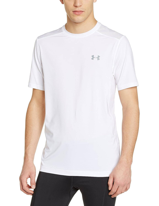 (アンダーアーマー) UNDER ARMOUR ヒットヒートギアSS(トレーニング/Tシャツ/MEN)[1257466] B017EZV994 XX-Large Tall|ホワイト/ホワイト ホワイト/ホワイト XX-Large Tall