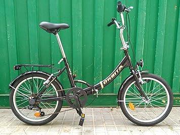 Bicicleta Plegable Orbita Eurobici