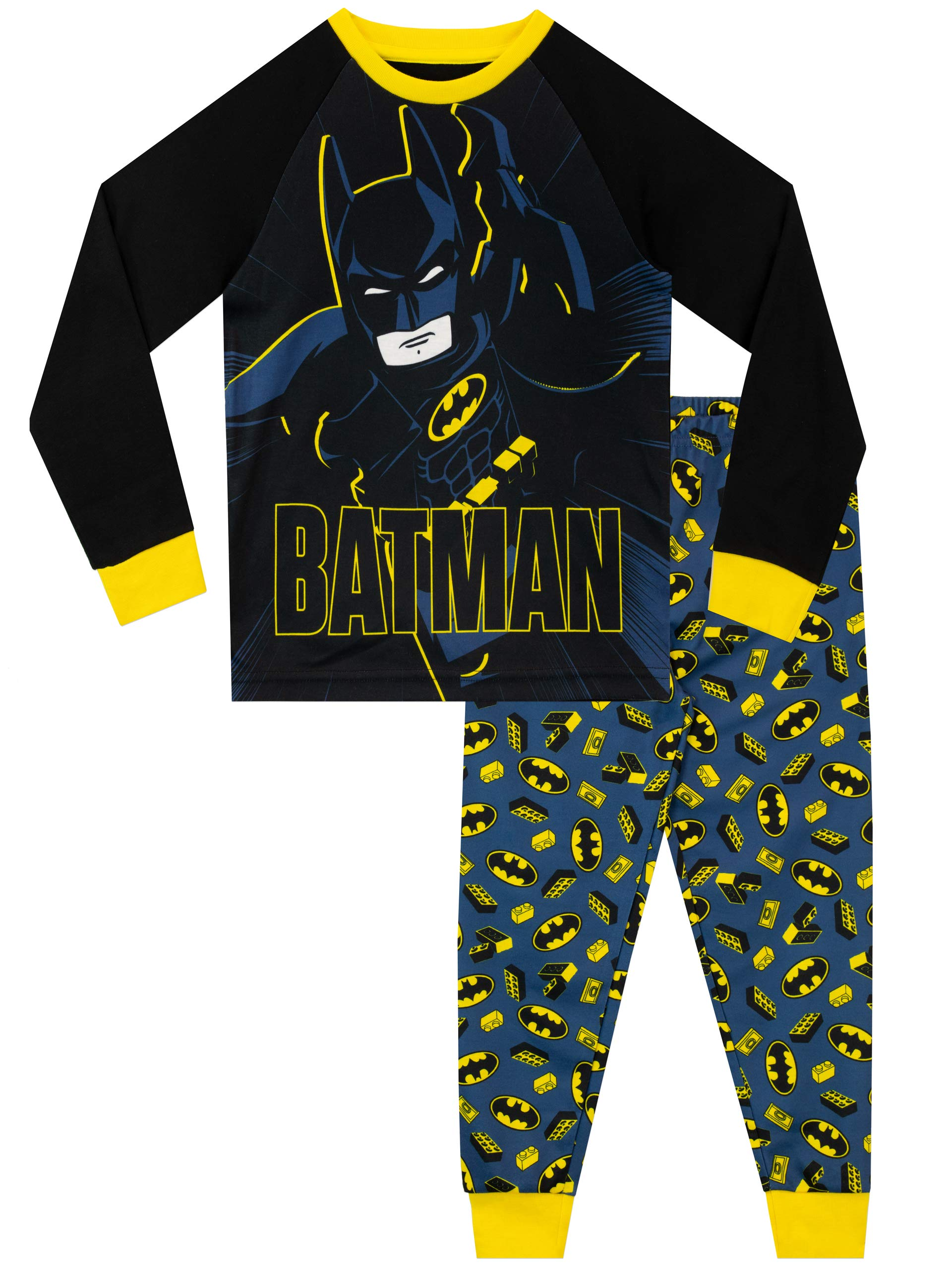 Pijama de Batman para niños LEGO