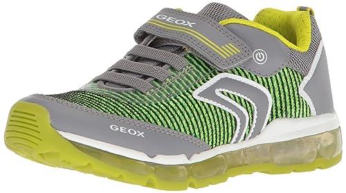 7cd4a451 Geox J Android A, Zapatillas para Niños: Amazon.es: Zapatos y complementos