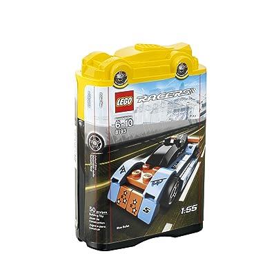 LEGO Blue Bullet 8193: Toys & Games