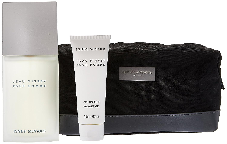 Issey Miyake L'eau De Issey 3 Piece Gift Set 99 Perfumes (EPI Enterprises LLC) - DROPSHIP