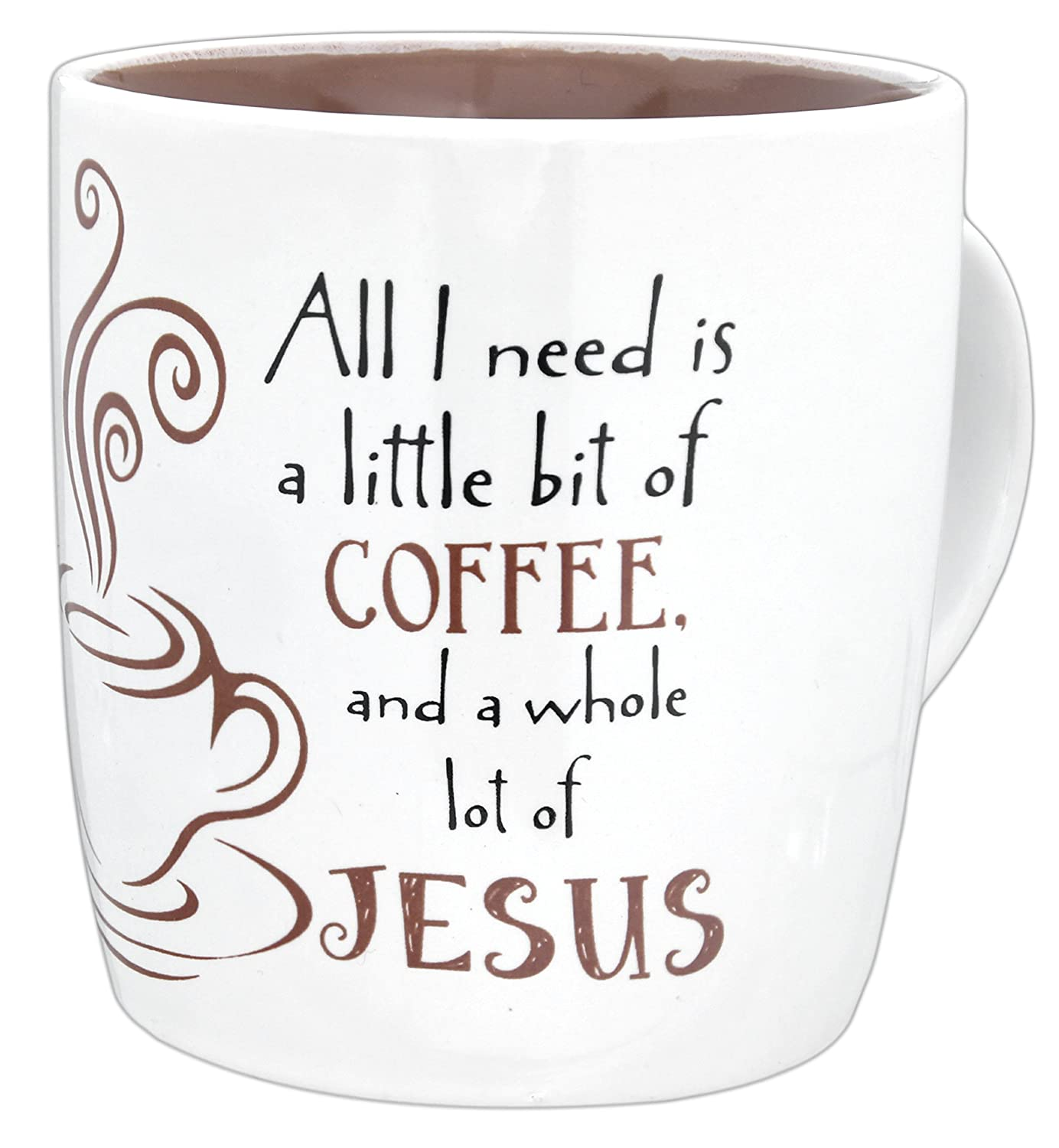 religious gifts for women quote mug