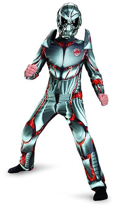 Glow-In-The-Dark Kids Halloween Costumes: Disguise Inc Boys' Alien Warrior Classic Costume