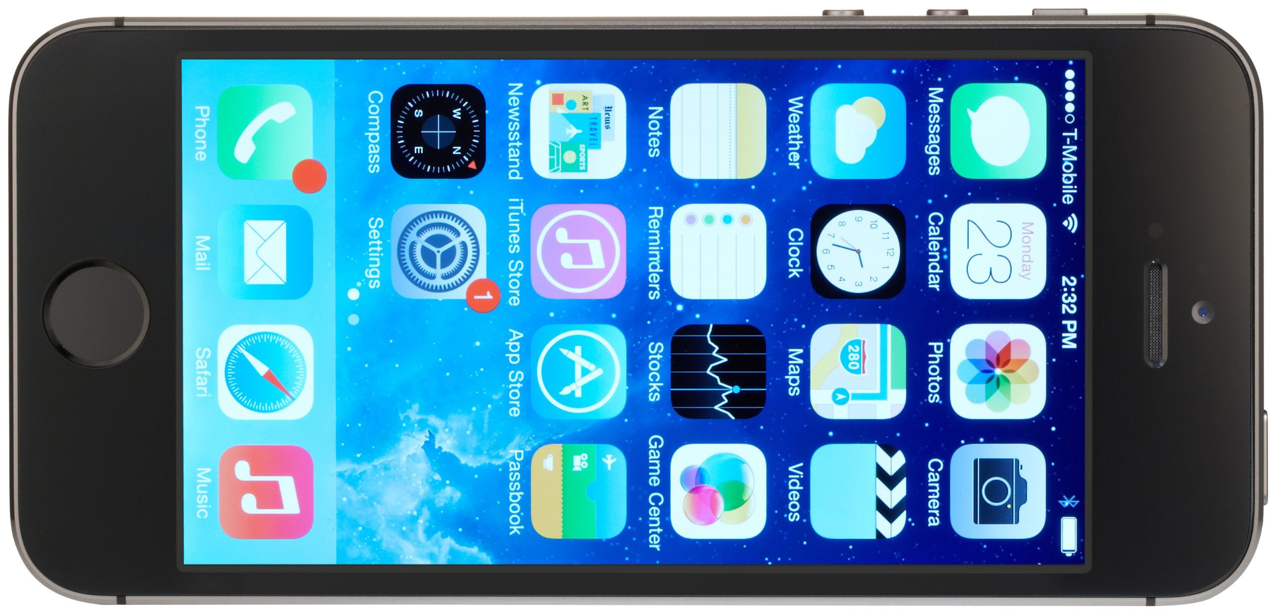 Apple Iphone 5s, 16GB - Unlocked (Space Gray) by Apple (Image #6)