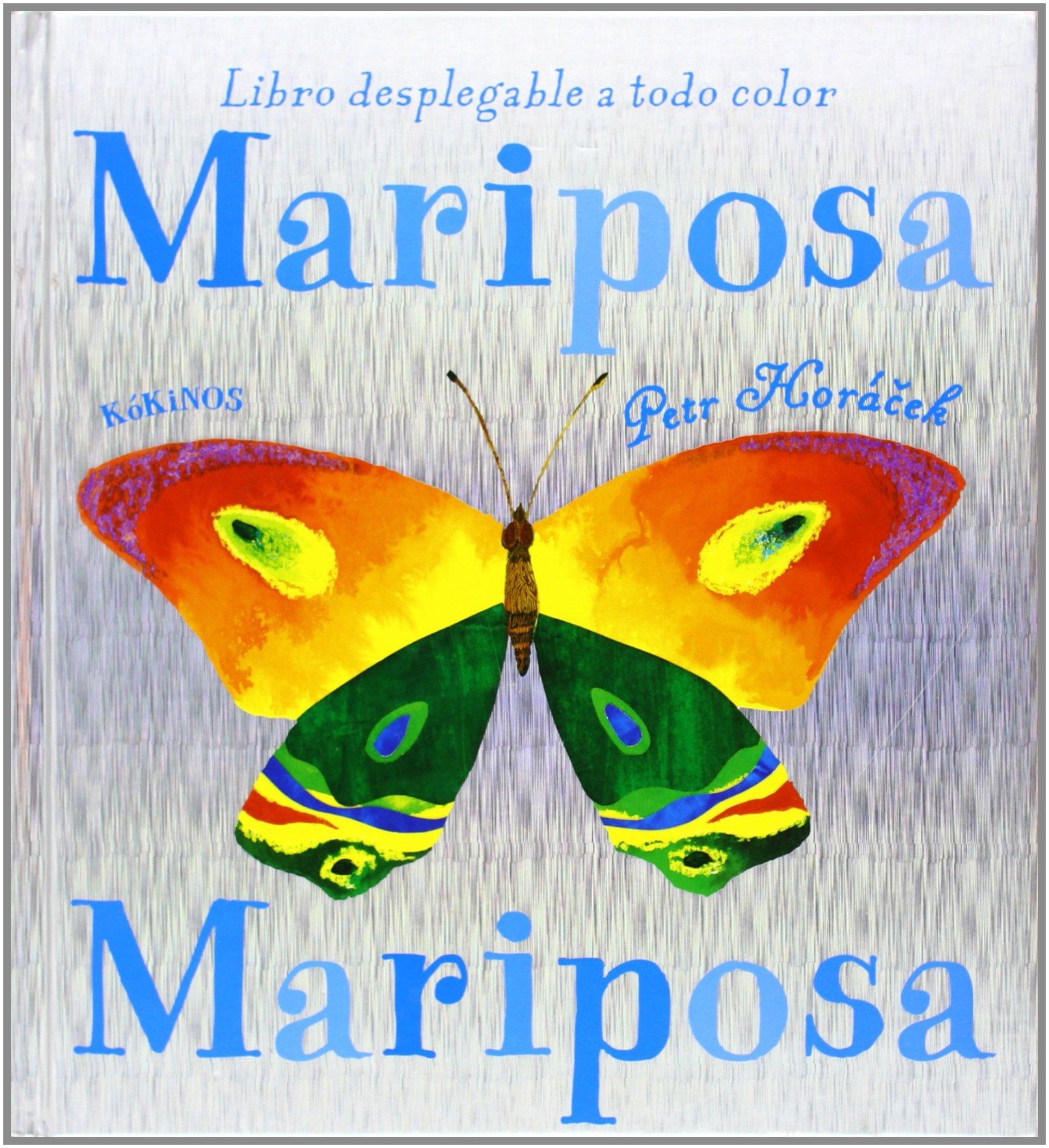 Mariposa Mariposa / Butterfly Butterfly (Spanish Edition) PDF