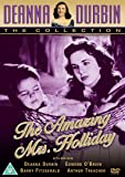 The Amazing Mrs. Holiday (Deanna Durbin) [Import anglais]