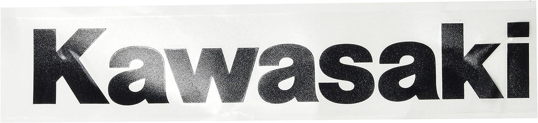 Die-Cut Sticker Factory Effex 12-94114 Black 1 Kawasaki