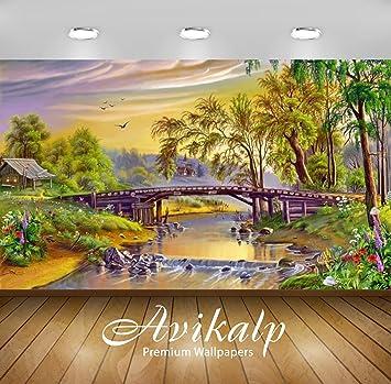 Avikalp Exclusive Awi2217 Download Wallpaper Landscape River