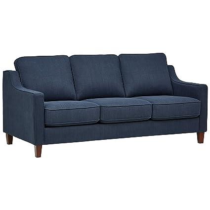 Stone & Beam Blaine Modern Sofa Bed, Fabric, 78\