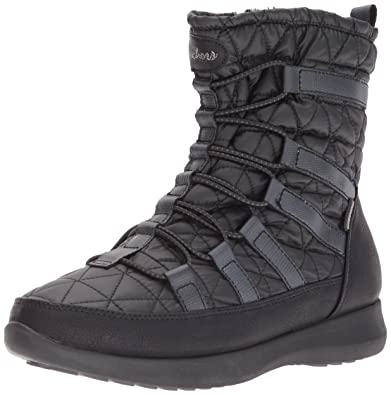 bfa47b9c6e75 Skechers Women s Boulder Winter Boot