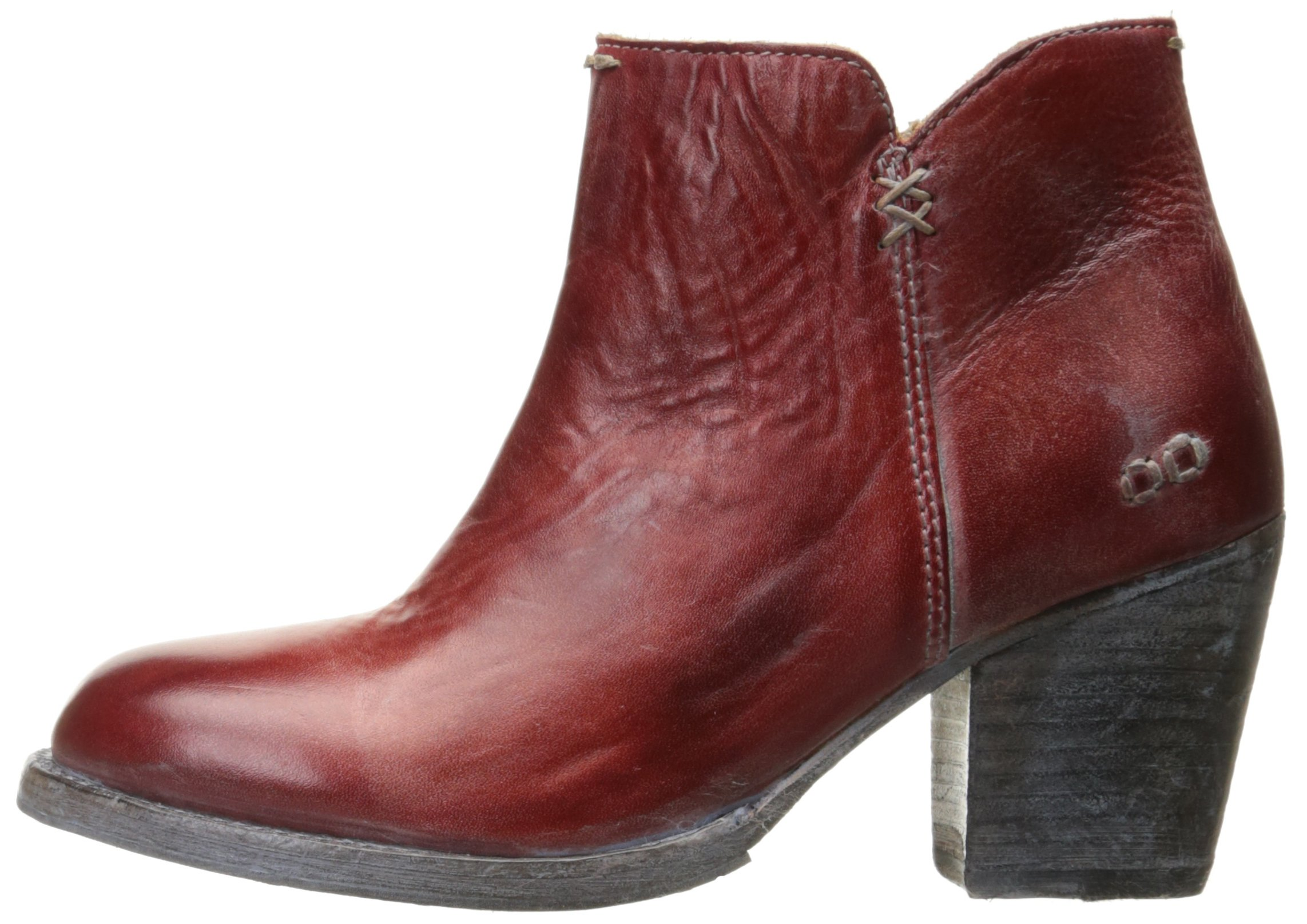 Bed|Stu Women's Yell Boot, Red Rustic/Blue, 8.5 M US by Bed|Stu (Image #5)