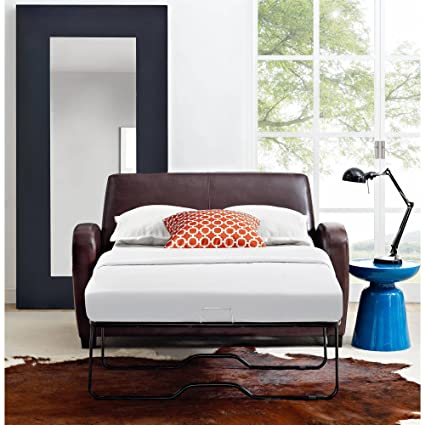 Amazon.com: Sofa, Bed, Sleeper Couch, Foldable, Luxury, Home Theater ...