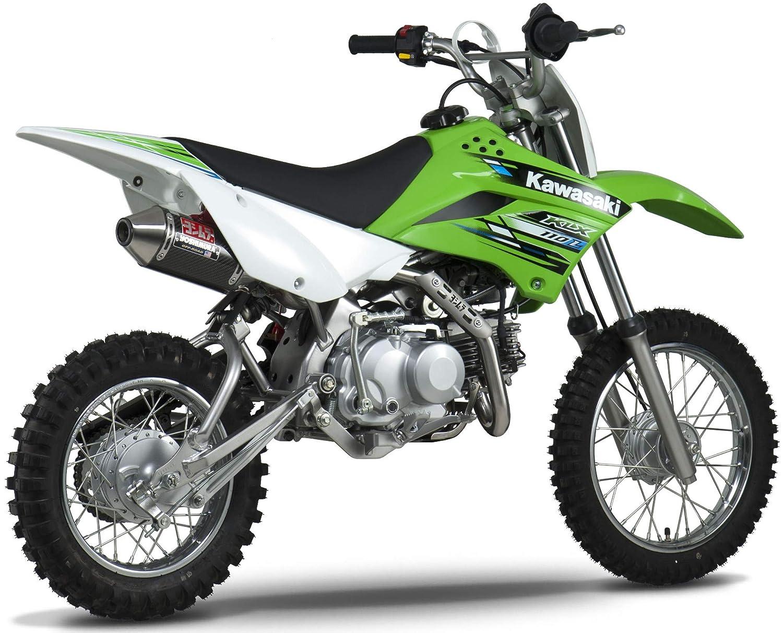 Yoshimura Rs 2 Mini Stainless Carbon System Kawasaki Klx Pro Circuit T4 Complete Exhaust Motosport 110 02 18 Automotive