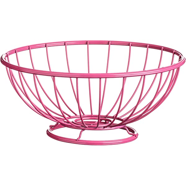 Hot Pink centimeters Metal Premier Housewares Portarrollos