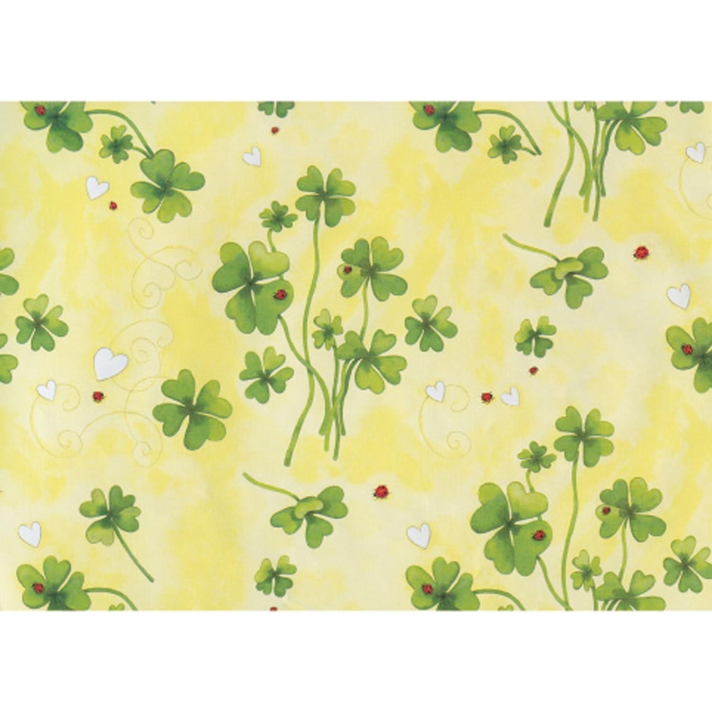 carta colore: Verde Rotolo di carta regalo Susy Card 11136132 motivoTanti Auguri 10 m