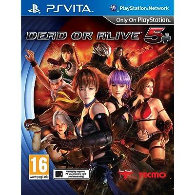 Tecmo Koei Dead or Alive 5 Plus, PS Vita PlayStation Vita vídeo - Juego (PS Vita, PlayStation Vita, Lucha, Modo multijugador, M (Maduro))