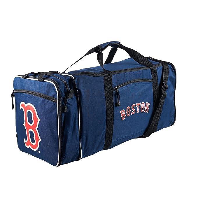 Amazon.com: Bolsa de viaje con licencia oficial de MLB Steal ...