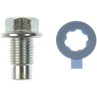 Dorman 090-049CD Oil Drain Plug Pilot Point M12-1.25, Head Size 13mm for Select Models: Automotive