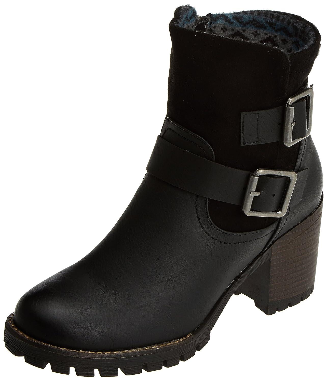 Refresh 063924, Botines para Mujer, Negro (Black), 38 EU: Amazon.es: Zapatos y complementos