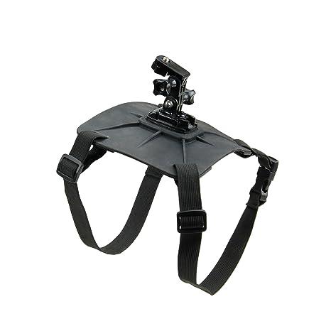 dogseye cámara de acción perro espalda cinturón de correa para ...