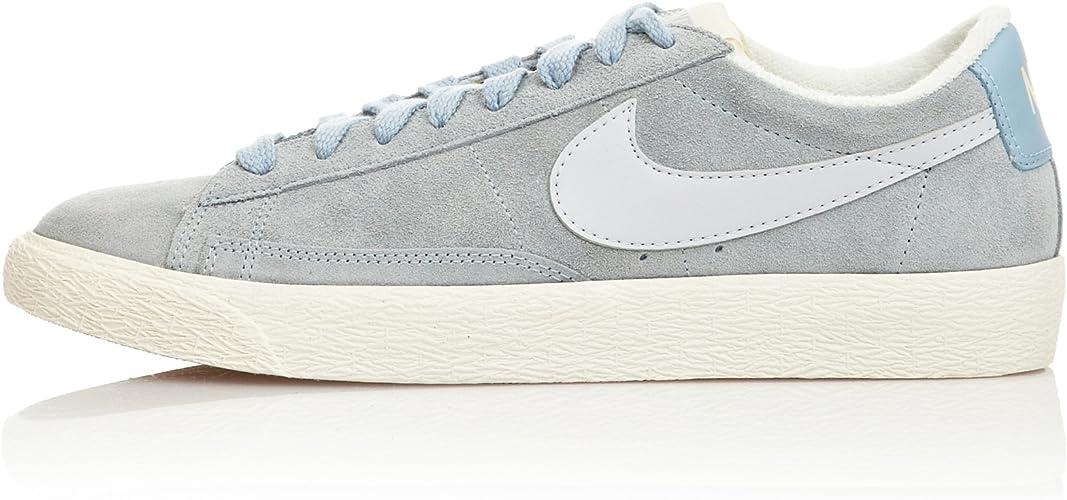 Bleu Mode Vintage Blazer GrisStreetwearSneakers Nike Low et rBhtdsQCxo