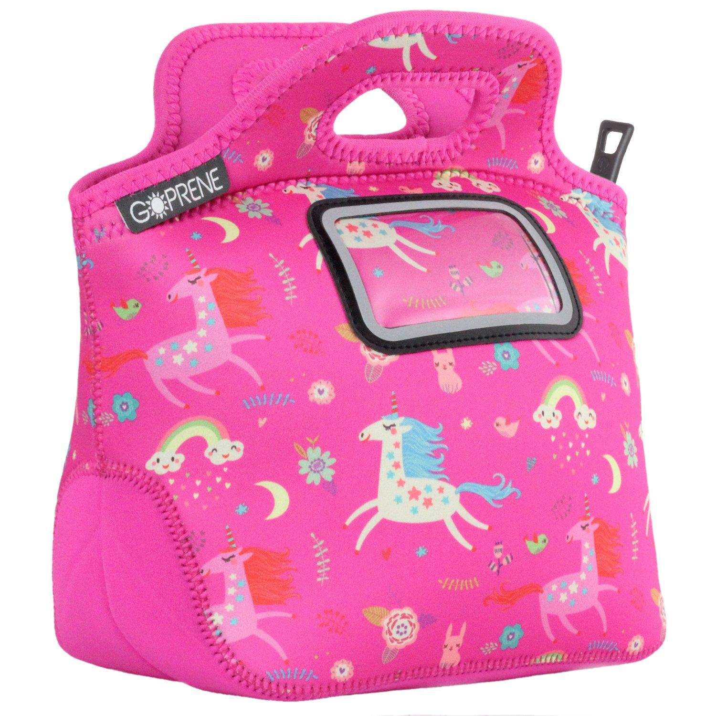 1b7c3d220a1c Unicorn Lunch Bag for Girls