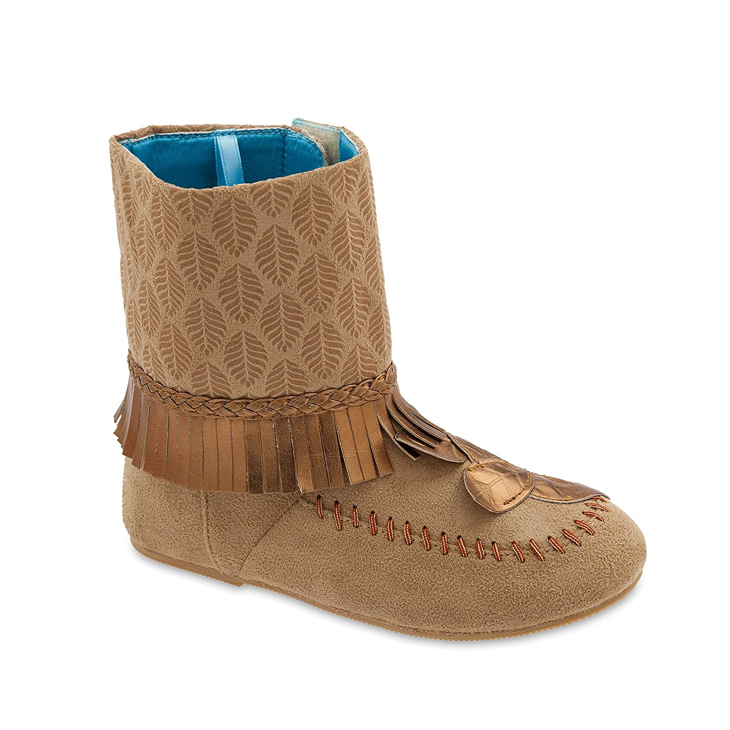 Disney Pocahontas Costume Boots for Kids Multi