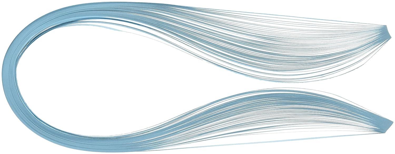 クイリングペーパー 幅3.175mm 長さ43cm 50枚 単色 (ライトブルー(LT. BLUE)) B0026HUXFW ライトブルー(LT. BLUE)