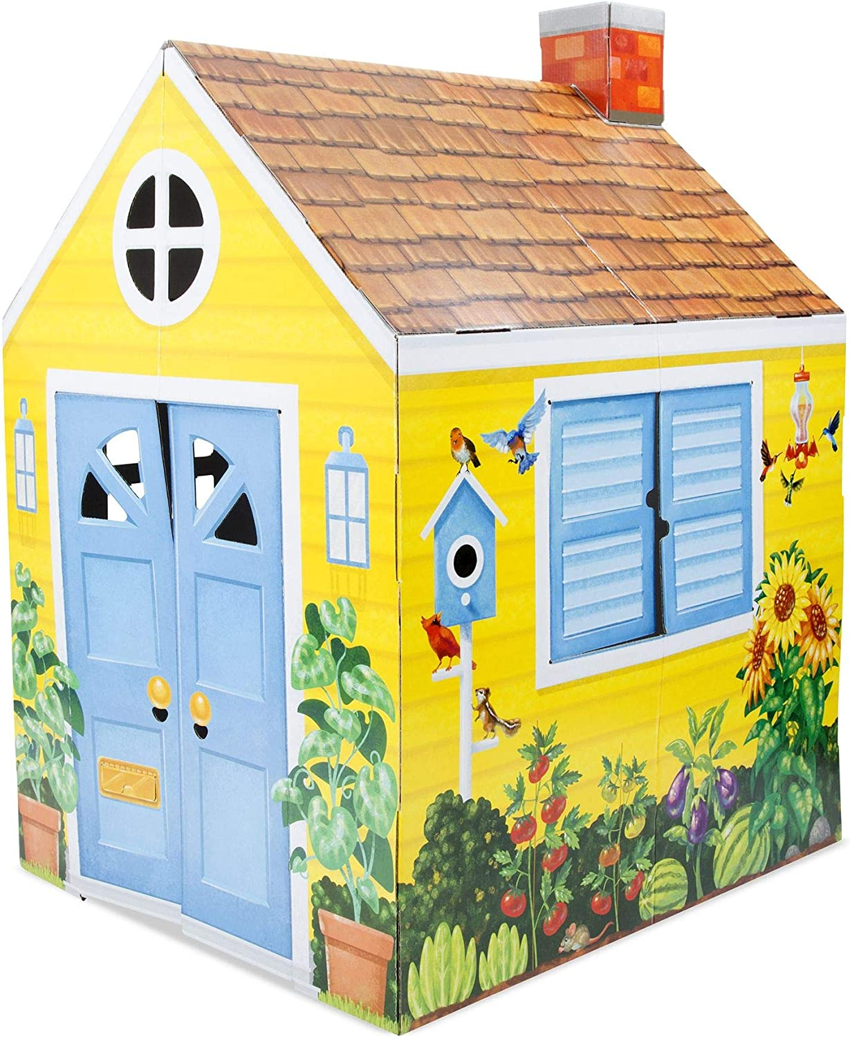 Top 11 Best Kids Outdoor Playhouses in 2020 Reviews 7