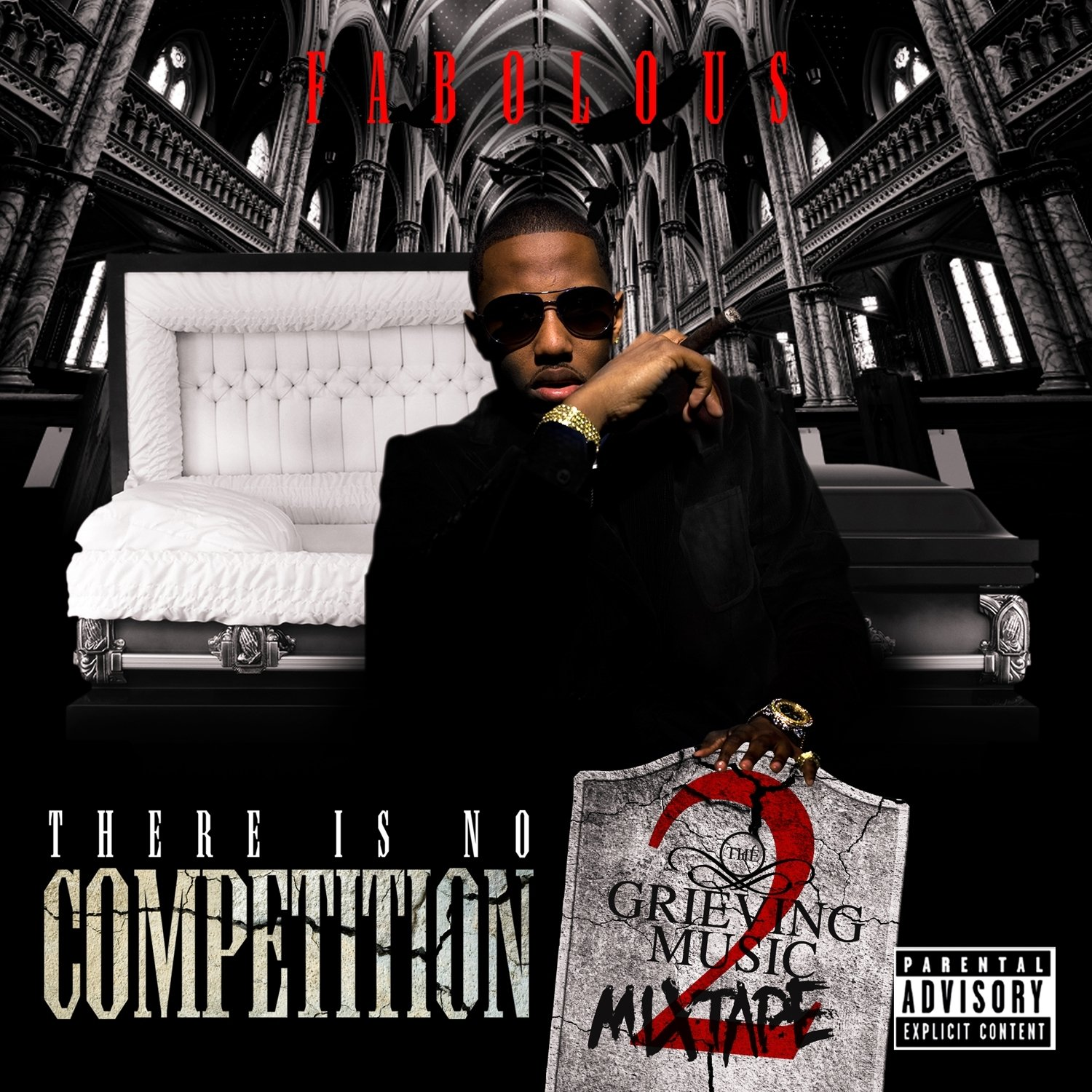 fabolous there is no competition 3