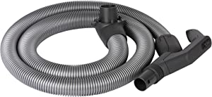 Sebo 8119ER Vacuum Cleaner Hose with Handle and Suction Control for all Airbelt D4 Models, Silver