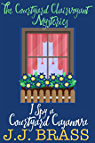 I Spy a Courtyard Casanova (The Courtyard Clairvoyant Mysteries Book 3)