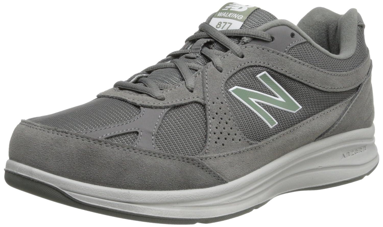 New Balance Men's MW877 Walking Shoe 11 D(M) US|Grey