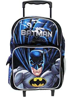 Amazon.com: Warner Bros. Batman the Dark Knight Kid Size Luggage ...