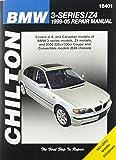 Chilton Total Car Care BMW 3 SERIES Z4 1999-05 Repair Manual