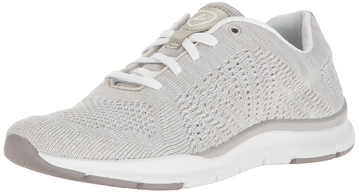 Easy Spirit Women's Ferran2 Fashion Sneaker B01NAAPGVT 7 E US|Grey/Multi Fabric