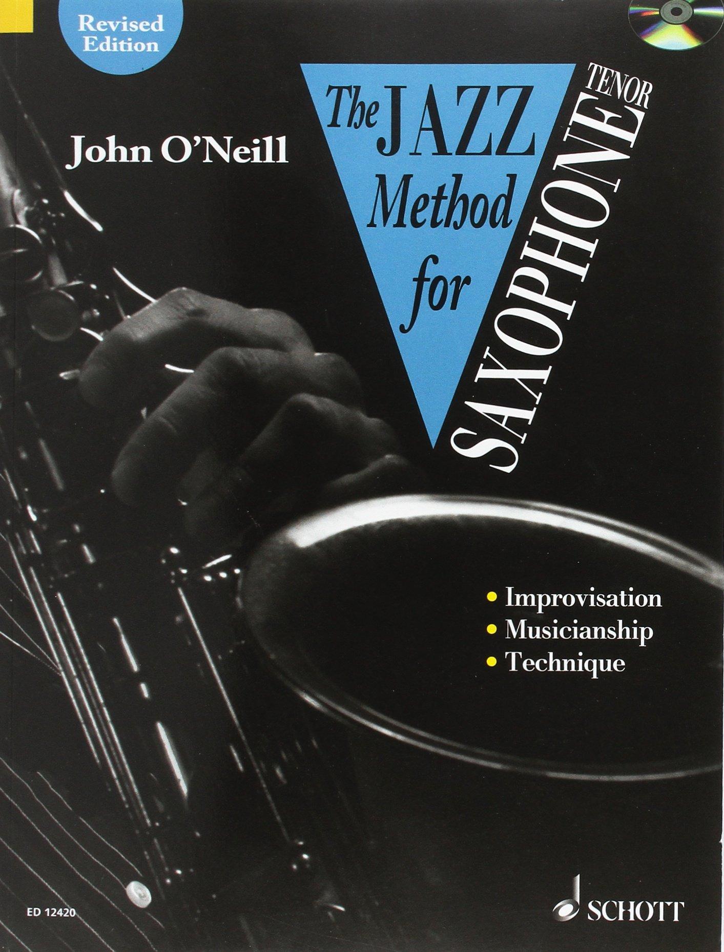 Download The Jazz Method for Saxophone, Volume 1: Tenor ebook