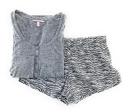 4a6fa7e279c1c Victoria's Secret Pajama Set Mayfair Cotton Boxer Short and Long ...