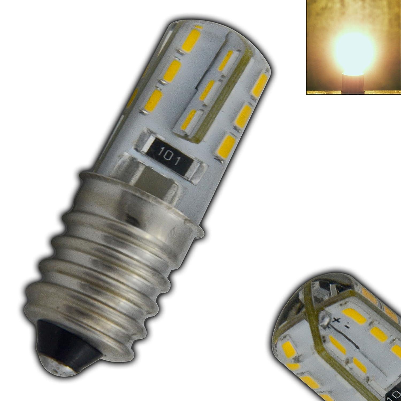 E14 led mini lampe 15 watt warmwei silicia silikon fr e14 led mini lampe 15 watt warmwei silicia silikon fr khlschrank kleine lampen energieklasse a amazon baumarkt parisarafo Images
