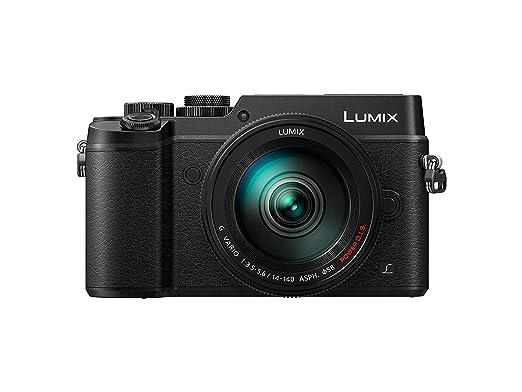 7 opinioni per Panasonic Lumix DMC-GX8H Fotocamera