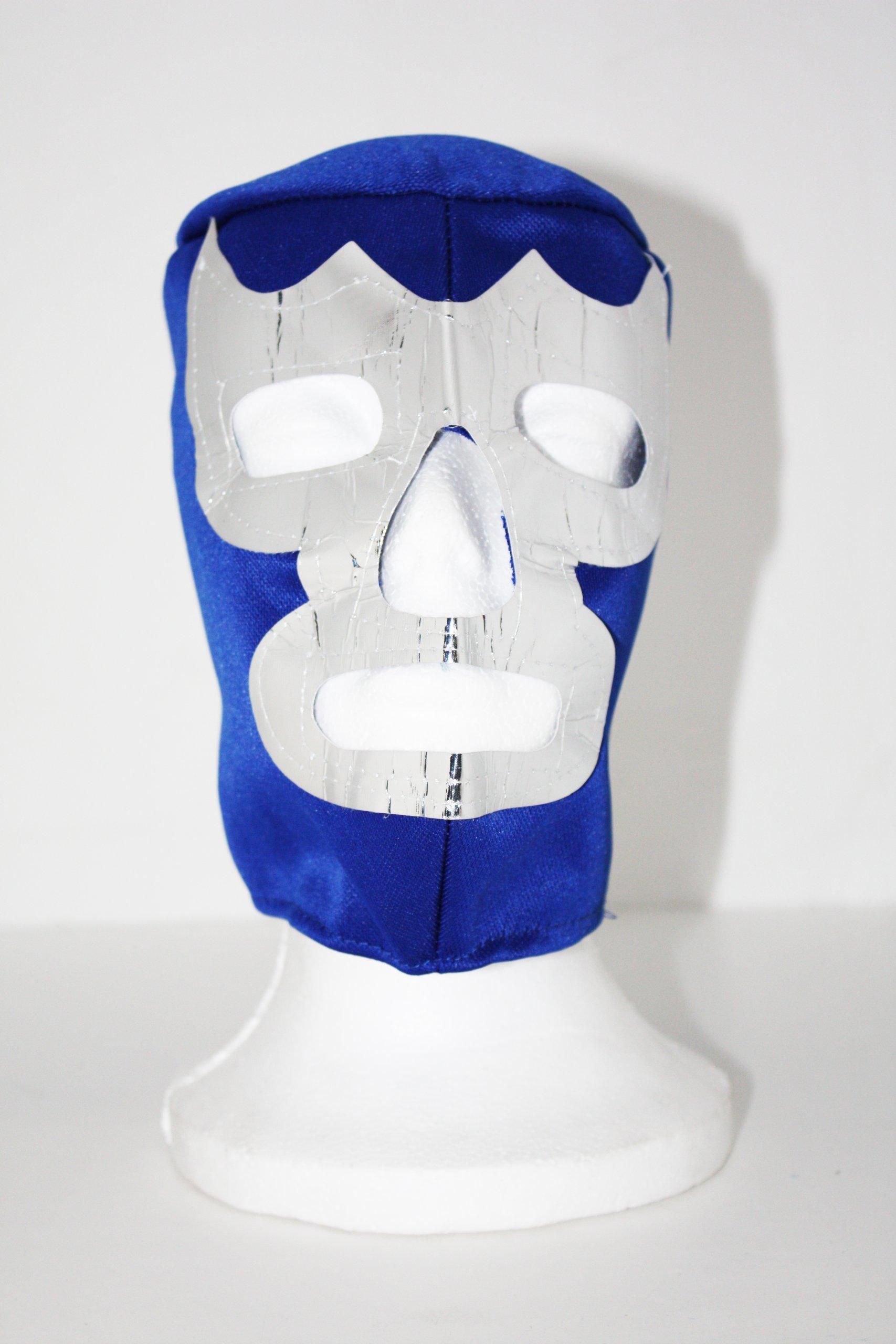 Blue Demon Lucha Libre Kids Wrestling Mask by Blue Demon