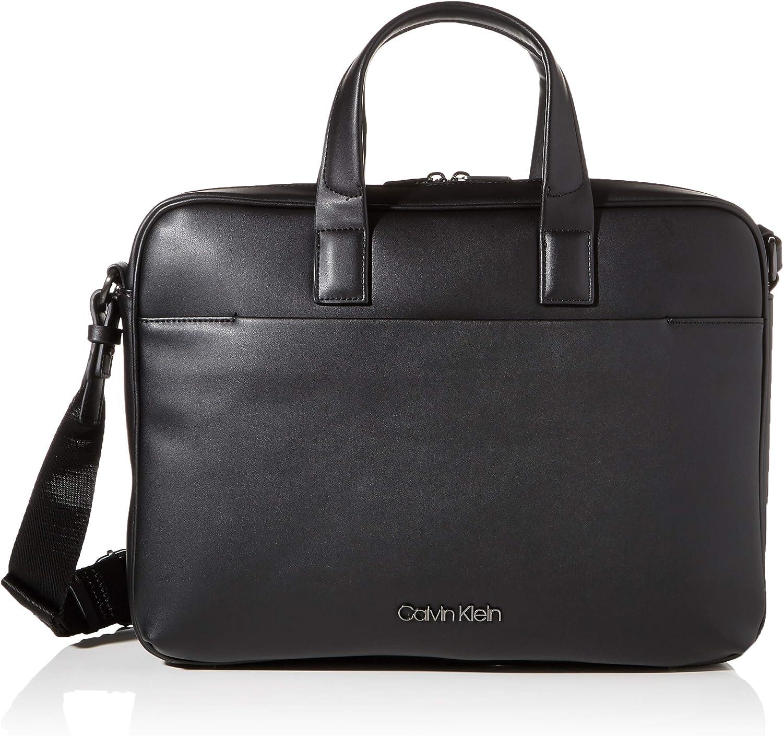 Calvin Klein Men's Briefcases, One Size