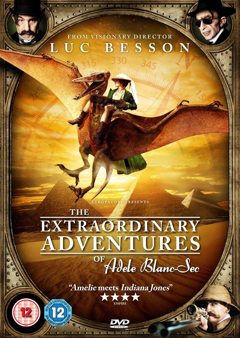Extraordinary Adventures Of Adele Blanc-Sec [Edizione: Regno Unito] [Reino Unido] [DVD]