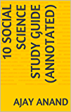 10 Social Science Study Guide (Annotated)