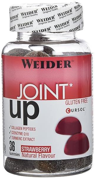 WEIDER Gummy up Revolution SIN GLUTEN Joint Up 36 Gom.: Amazon.es: Salud y cuidado personal