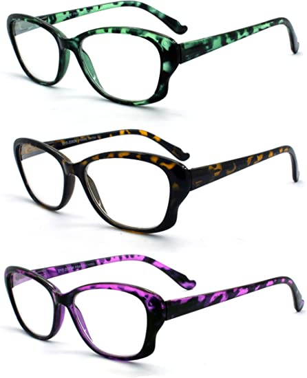 Tortoise Fashion Reading Glasses