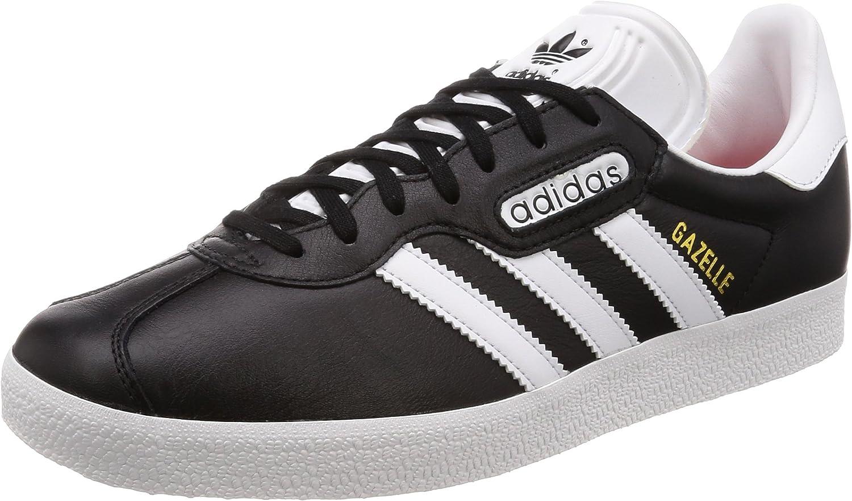 Adidas Gazelle W, Chaussures de Fitness Femme, Noir (Negbas