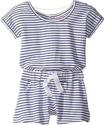 Seafolly Kids Baby Girl s Cute D Azure Playsuit (Toddler Little Kids) Indigo a53cb4a17